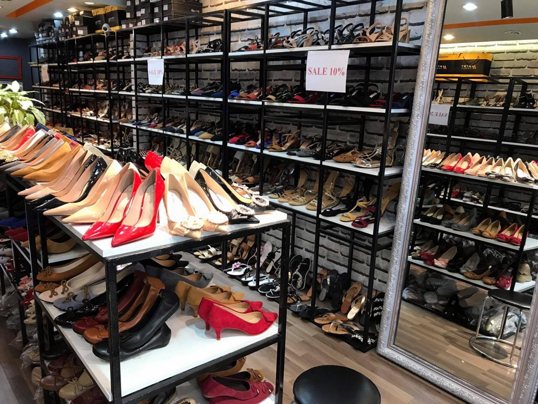 Kết quả hình ảnh cho bán buôn giày